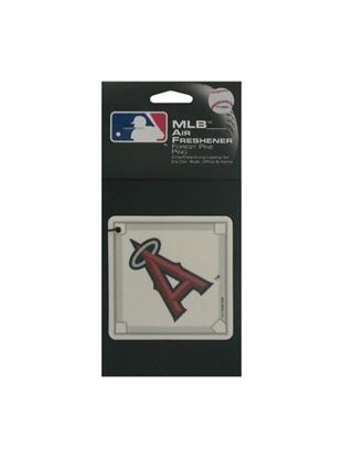 Picture of Angels baseball pine air freshener (Available in a pack of 24)