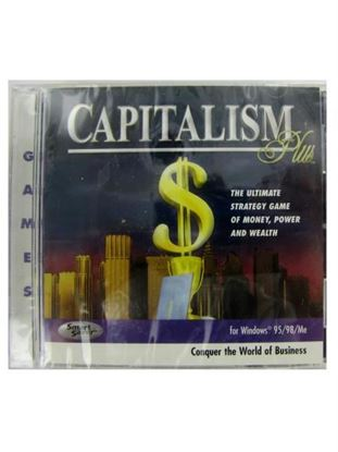 Picture of Capitalism Plus PC game (Available in a pack of 20)