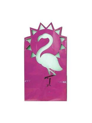 Picture of Flamingo luminary bag (Available in a pack of 25)