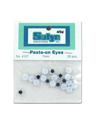 Picture of Google eyes, pack of 20 (Available in a pack of 24)
