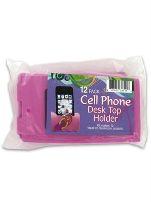 Picture of Flip Flop Desktop Cell Phone Holders (Available in a pack of 4)