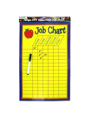 Picture of Educational Job Chart (Available in a pack of 24)