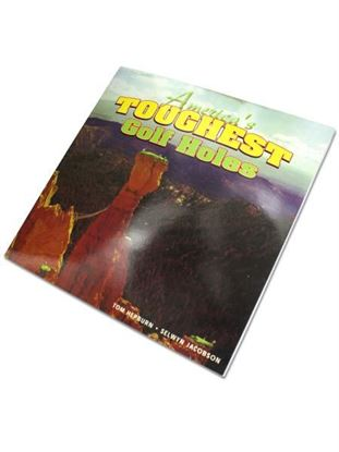 Picture of America's Toughest Golf Holes full color book (Available in a pack of 25)