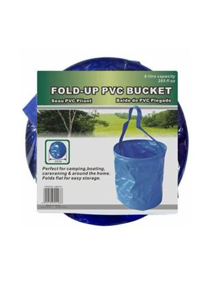 Picture of Fold-up PVC bucket (Available in a pack of 8)