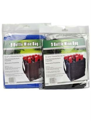 Picture of 9-bottle wine bag (Available in a pack of 8)
