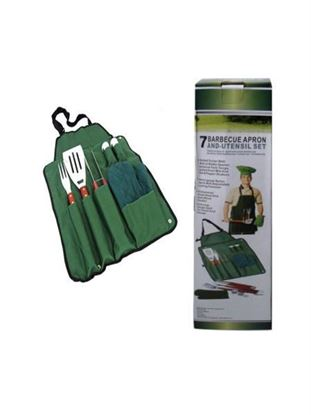 Picture of Barbecue set, 7 pieces (Available in a pack of 1)