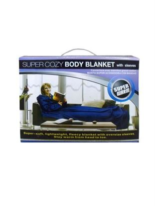 Picture of Fleece body blanket with sleeves (Available in a pack of 1)