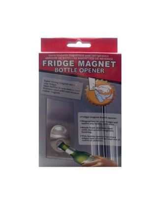 Picture of Fridge magnet bottle opener (Available in a pack of 4)