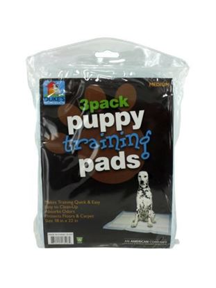 Picture of Medium puppy training pads (Available in a pack of 12)