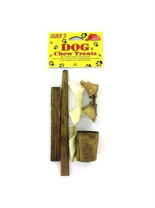 Picture of Beef-flavored dog chew treats (Available in a pack of 20)