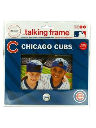 Picture of Chicago Cubs 4' x 6' recordable frame (Available in a pack of 5)