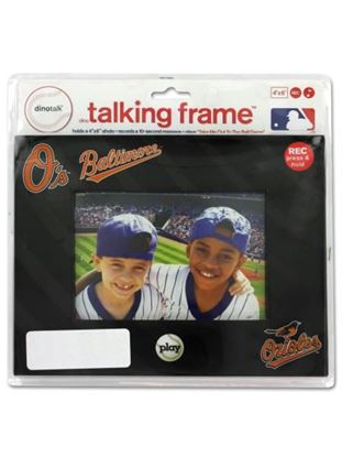 Picture of Baltimore Orioles 4' x 6' recordable frame (Available in a pack of 10)
