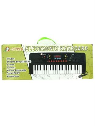 Picture of Electronic keyboard with microphone (Available in a pack of 1)