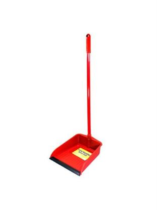 Picture of Long handled dust pan (Available in a pack of 12)