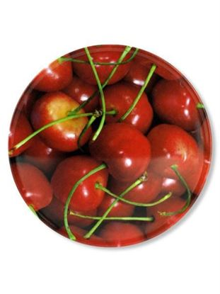Picture of Round trivet w/cherry dsn (Available in a pack of 24)