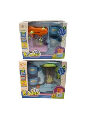 Picture of Kitchen mixer and blender play set (Available in a pack of 4)