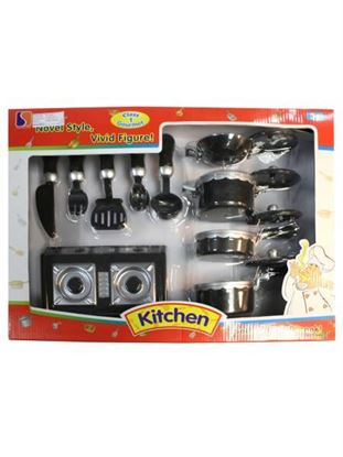 Picture of Gourmet kitchen play set (Available in a pack of 1)