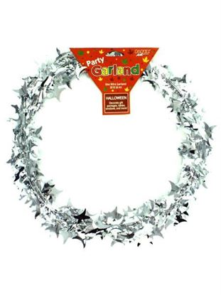 Picture of 20 ft. silver razor-look wire garland (Available in a pack of 24)