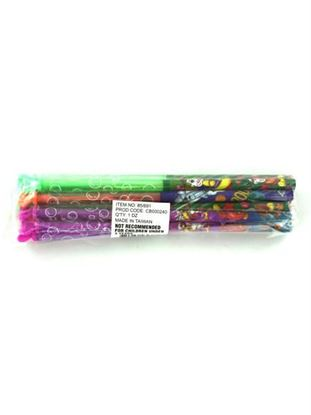 Picture of Fillable bubble pencils, pack of 12 (Available in a pack of 24)