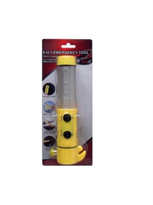 Picture of 5 in 1 Emergency tool (Available in a pack of 1)