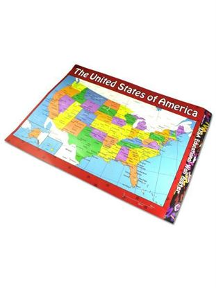 Picture of American-themed classroom posters (Available in a pack of 24)