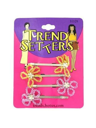 Picture of Beaded bobby pins, pack of 2 (Available in a pack of 30)