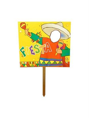 Picture of Fiesta Photo Cutout Two Sided (Available in a pack of 36)