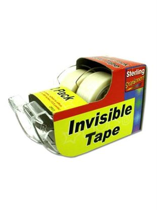 Picture of 2 Pack invisible tape dispensers (Available in a pack of 24)