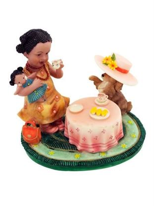 Picture of Afternoon tea party 12748 (Available in a pack of 4)