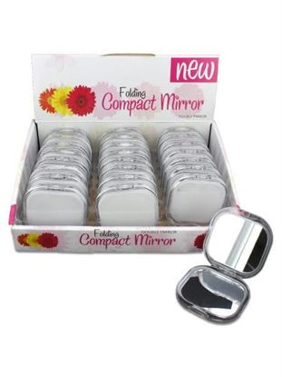 Picture of Folding compact mirror display (Available in a pack of 24)