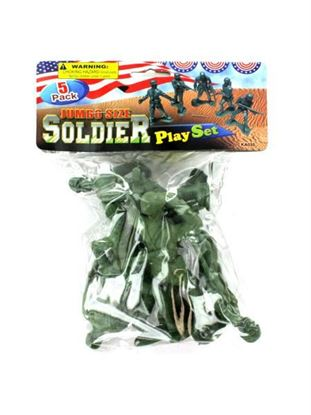 Picture of Jumbo size soldier pack (Available in a pack of 36)