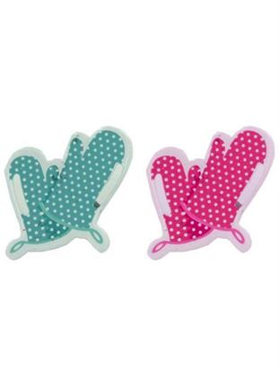 Picture of 24 Oven Mitt Ribbon Brads (Available in a pack of 24)