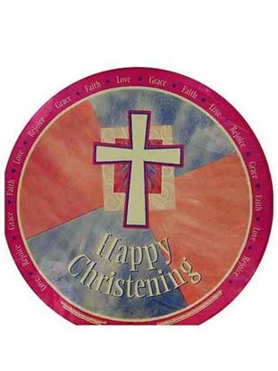 Picture of Christn pnk balon 0492 (Available in a pack of 24)
