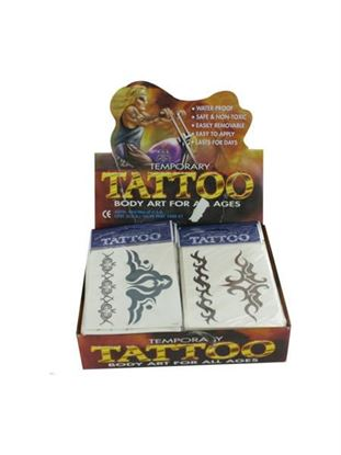 Picture of Motorcycle Temoroary Tattoos (Available in a pack of 36)