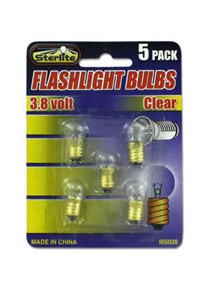 Picture of Flashlight bulbs (Available in a pack of 24)