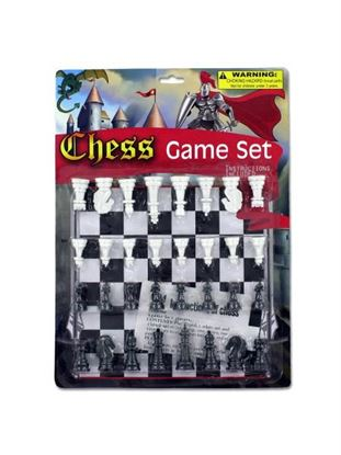 Picture of Chess game set (Available in a pack of 24)