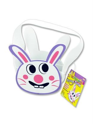 Picture of Foam bunny purse (Available in a pack of 15)