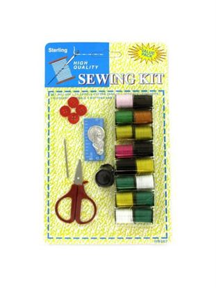 Picture of All-in-one sewing kit (Available in a pack of 24)