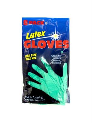 Picture of Latex gloves (Available in a pack of 24)