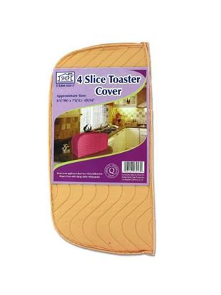 Picture of 4-Slice toaster cover (Available in a pack of 24)