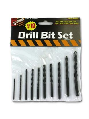 Picture of Drill bit set (Available in a pack of 25)