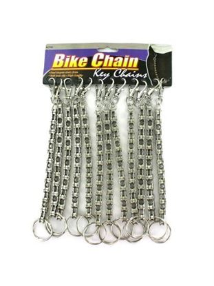 Picture of Bike chain key chains (Available in a pack of 6)