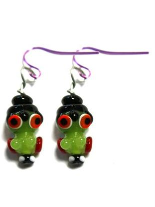 Picture of Monster Lampwork Glass Earring Bead Kit (Available in a pack of 30)