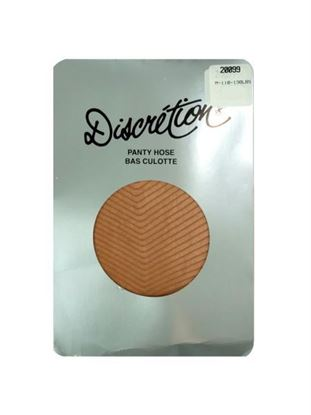 Picture of Beige panty hose (one size fits 95-160 lbs) (Available in a pack of 24)