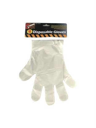 Picture of Disposable gloves (Available in a pack of 24)
