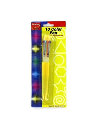 Picture of 10 color pen (Available in a pack of 24)