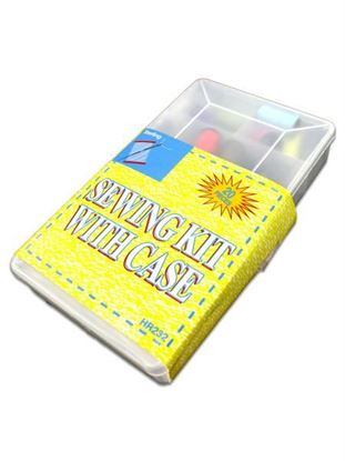 Picture of Sewing kit with case (Available in a pack of 24)