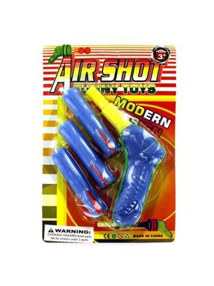 Picture of Foam dart gun with darts set (Available in a pack of 24)