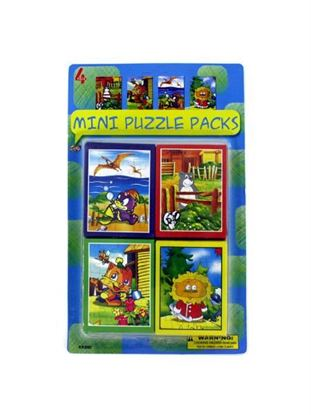 Picture of Miniature puzzle pack (Available in a pack of 24)