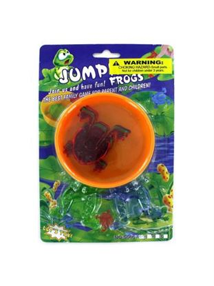 Picture of Leap frog jumping game (Available in a pack of 24)